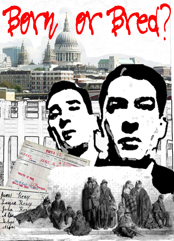 The Family History of the Kray Twins: Part 1