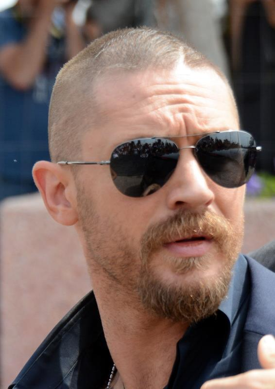 Hardly Tom Hardy, more...