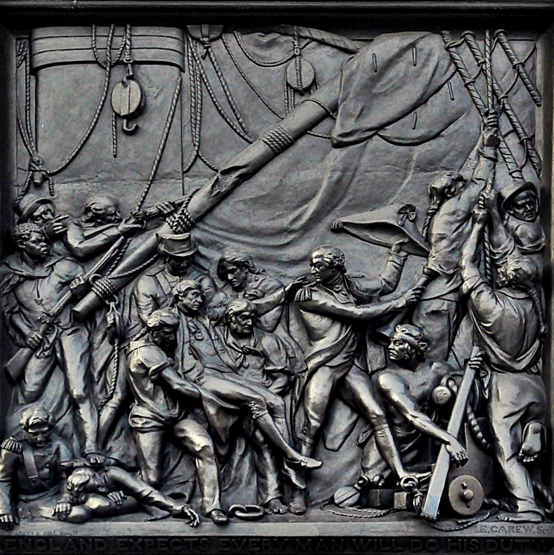 Nelson's_column_-_Death_of_Nelson_at_Trafalgar