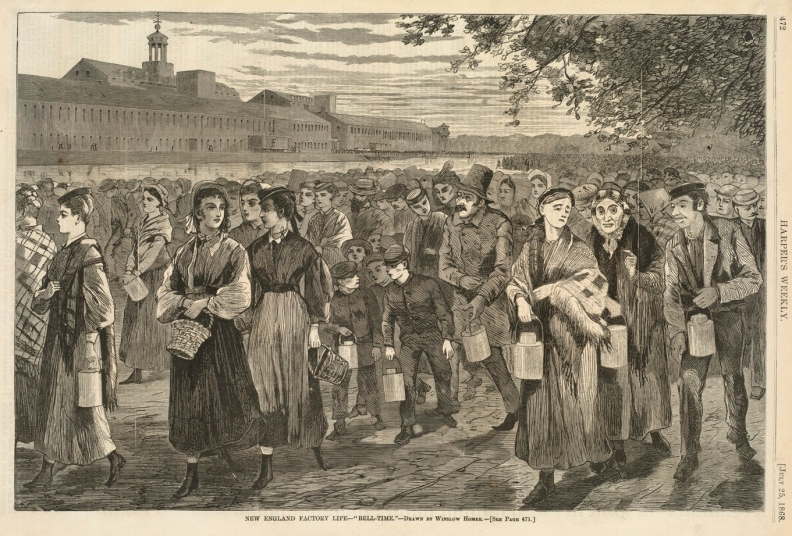 New_England_factory_life_--_'Bell-time.'_(Boston_Public_Library)[1]